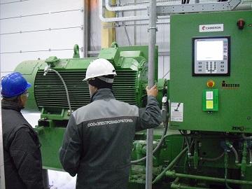 испытания электродвигателей